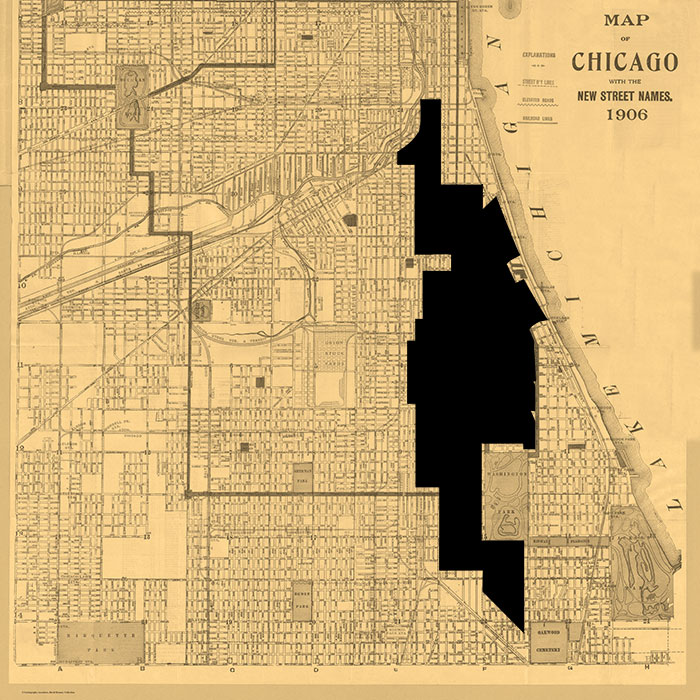 About bronzeville chicago gentrification blueprint for bronzeville chicagos bronzeville neighborhood is located on the south side of the city in an area historically known as the black belt malvernweather Choice Image